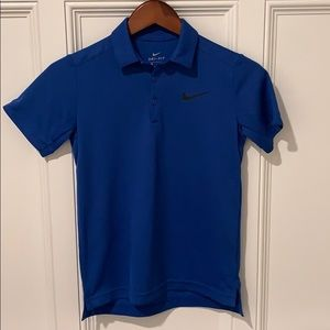 Boys Nike DriFit Polo
